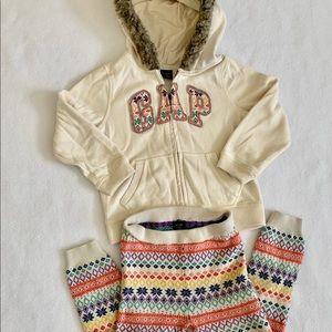 Baby gap Hoodie and pants